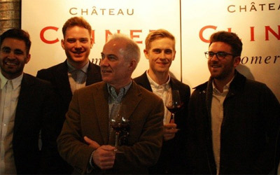 Day 1 Bordeaux en primeur 2012