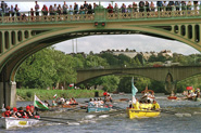 THE GREAT RIVER RACE  SEPTEMBER 25