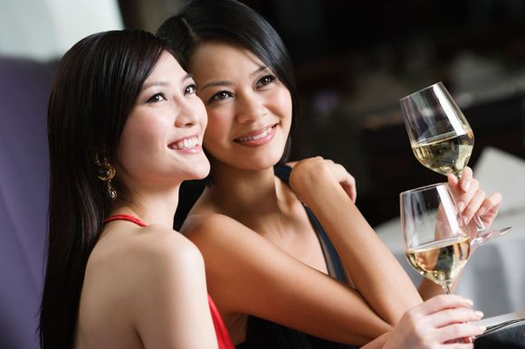 China to overtake the USA in wine sales